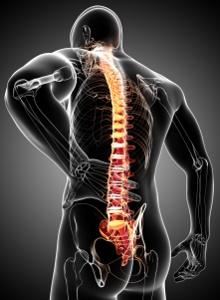 Ryggproblem så som smärtor i ryggen